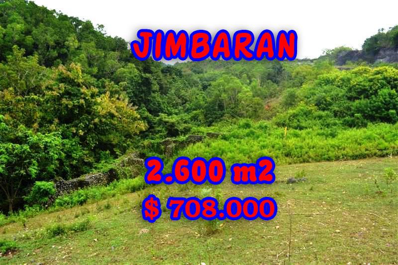 Land in Jimbaran for sale