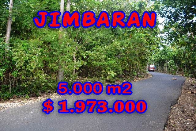 Land for sale in Jimbaran Bali.