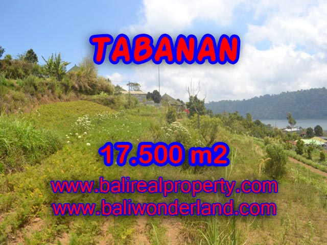 Land for sale in Tabanan Bali, Great view in TABANAN BEDUGUL – TJTB082