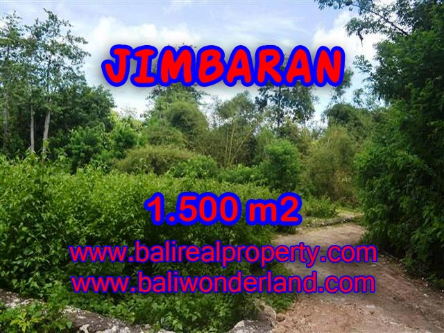 Land for sale in Jimbaran Bali, Amazing view in Jimbaran Ungasan – TJJI069