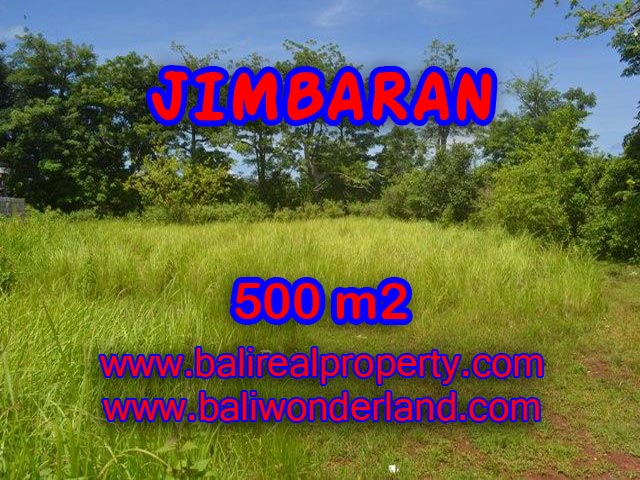 Land in Jimbaran Bali for sale, Astonishing view in Jimbaran four seasons – TJJI065