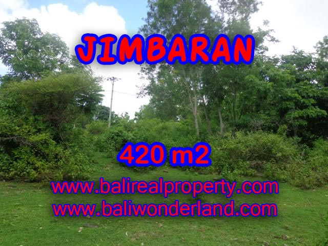 Land in Jimbaran Bali for sale, Astonishing view in Jimbaran Ungasan – TJJI060