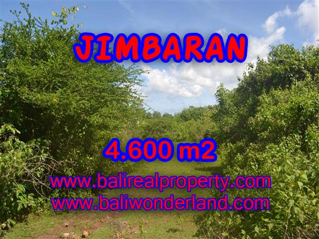 Land for sale in Jimbaran Bali, Great view in Jimbaran Ungasan – TJJI058