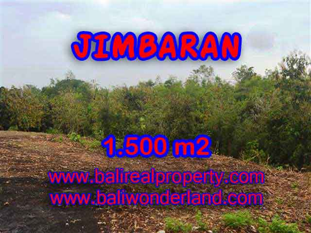 Land for sale in Bali, exceptional view in Jimbaran Ungasan – TJJI076