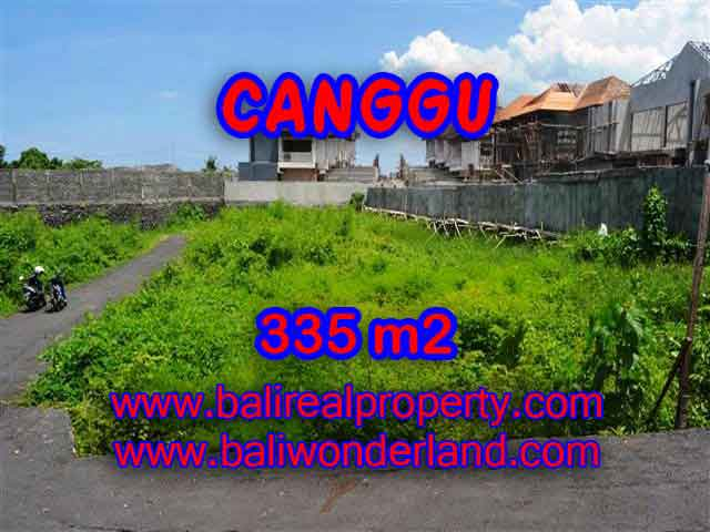 Wonderful Property in Bali for sale, land in Canggu Bali for sale – TJCG142
