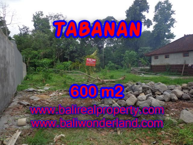 Land for sale in Bali, Fantastic view in Tanah Lot Tabanan – TJTB087