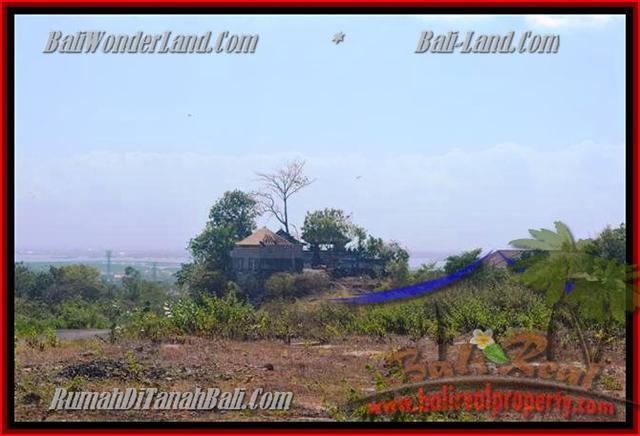 FOR SALE Beautiful PROPERTY 750 m2 LAND IN Jimbaran Uluwatu BALI TJJI079