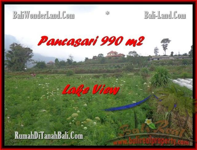 FOR SALE Affordable LAND IN Tabanan Bedugul TJTB174