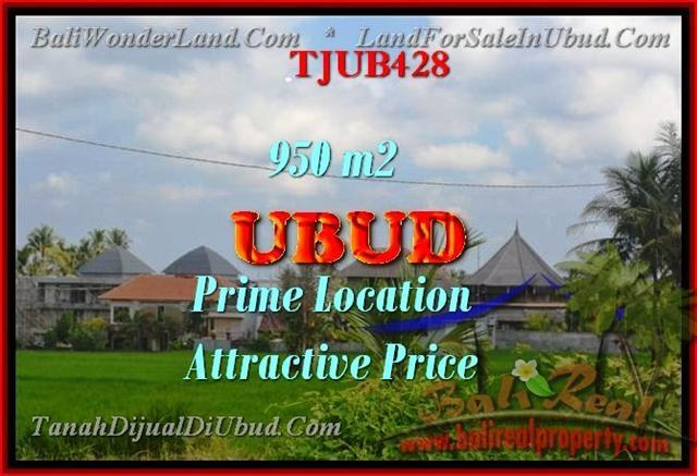 Sentral Ubud LAND FOR SALE TJUB428