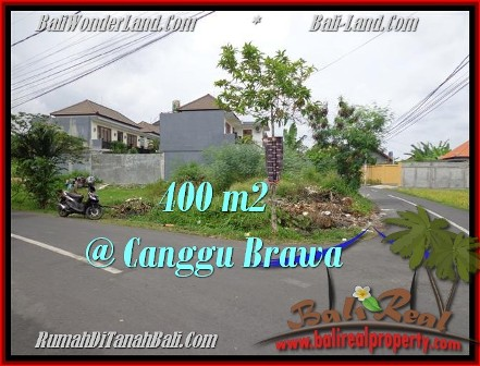 Beautiful PROPERTY LAND FOR SALE IN Canggu Brawa BALI TJCG175