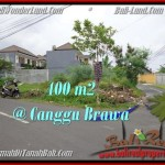 FOR SALE 400 m2 LAND IN Canggu Brawa BALI TJCG175