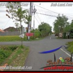 Affordable PROPERTY 400 m2 LAND SALE IN CANGGU TJCG175