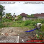 Beautiful CANGGU 500 m2 LAND FOR SALE TJCG176