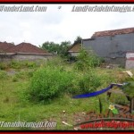 Affordable PROPERTY 500 m2 LAND SALE IN CANGGU TJCG176