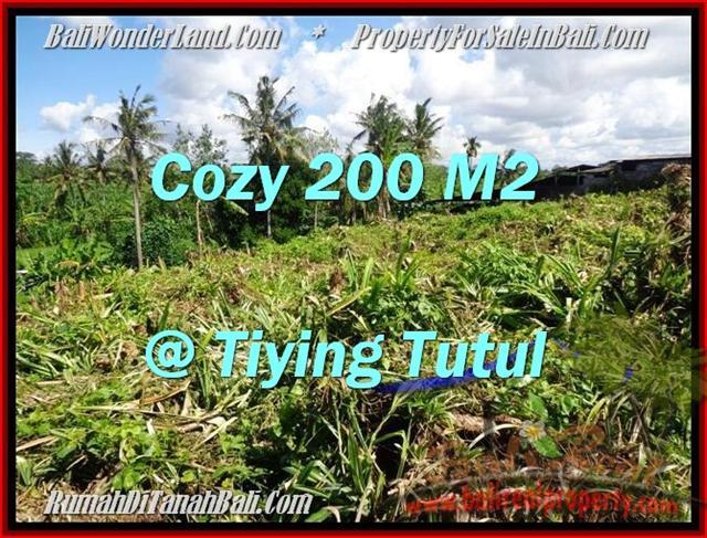 Beautiful LAND FOR SALE IN Canggu Pererenan BALI TJCG169