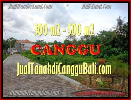 Exotic 510 m2 LAND IN CANGGU FOR SALE TJCG150