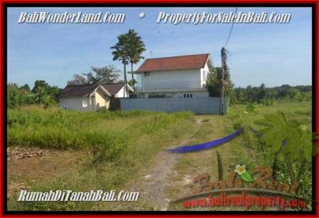 FOR SALE Beautiful 500 m2 LAND IN CANGGU BALI TJCG179