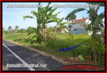 Affordable 500 m2 LAND FOR SALE IN CANGGU BALI TJCG179