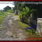FOR SALE Magnificent LAND IN Canggu Batu Bolong TJCG178