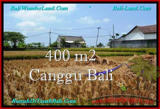 FOR SALE Beautiful PROPERTY LAND IN Canggu Pererenan BALI TJCG188
