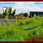 FOR SALE Affordable PROPERTY 200 m2 LAND IN CANGGU TJCG190