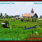 Beautiful PROPERTY CANGGU BALI 500 m2 LAND FOR SALE TJCG192