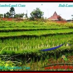 Magnificent LAND FOR SALE IN Canggu Brawa BALI TJCG195