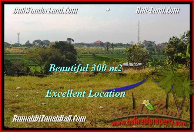 Beautiful Canggu Brawa BALI LAND FOR SALE TJCG185