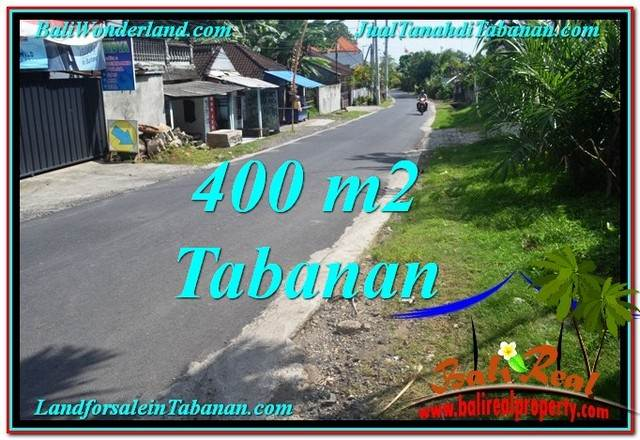 FOR SALE Beautiful LAND IN Tabanan Kota BALI TJTB296