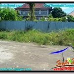 Affordable PROPERTY 400 m2 LAND IN CANGGU BALI FOR SALE TJCG202