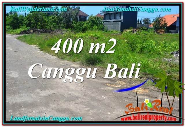 Beautiful LAND SALE IN Canggu Brawa BALI TJCG202