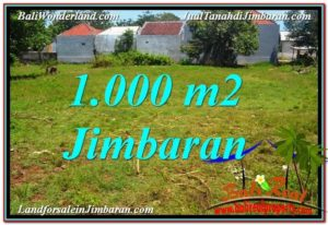 Magnificent PROPERTY LAND SALE IN JIMBARAN BALI TJJI108