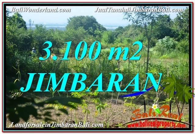 Affordable PROPERTY 3,100 m2 LAND SALE IN JIMBARAN TJJI113