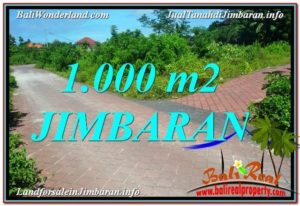 Exotic LAND FOR SALE IN Jimbaran Uluwatu BALI TJJI111