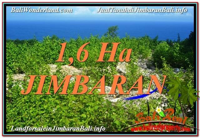 Magnificent LAND IN Jimbaran Uluwatu BALI FOR SALE TJJI112