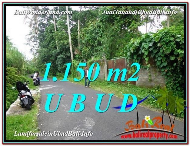 Beautiful PROPERTY LAND IN UBUD FOR SALE TJUB576