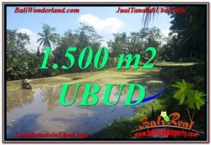 Affordable 1,500 m2 LAND SALE IN UBUD TJUB630