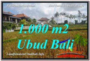 Affordable LAND FOR SALE IN Ubud Pejeng BALI TJUB618