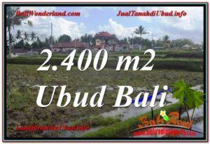 Beautiful LAND SALE IN Ubud Pejeng BALI TJUB620
