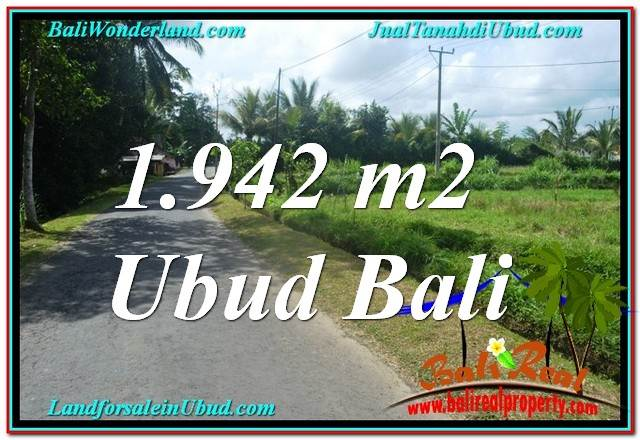 Beautiful PROPERTY LAND IN UBUD FOR SALE TJUB626