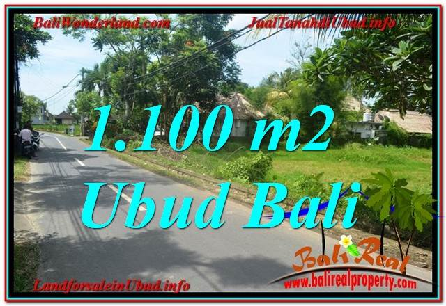 FOR SALE Affordable LAND IN Sentral / Ubud Center BALI TJUB645