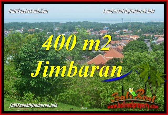 FOR SALE Exotic PROPERTY 400 m2 LAND IN JIMBARAN TJJI122