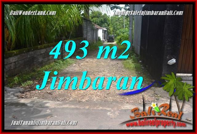 Beautiful PROPERTY 493 m2 LAND SALE IN Jimbaran Ungasan BALI TJJI125