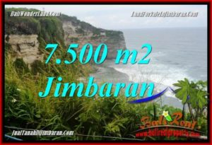 Exotic PROPERTY LAND FOR SALE IN JIMBARAN BALI TJJI126