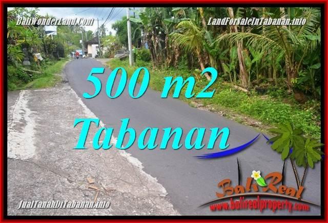 Exotic PROPERTY LAND SALE IN Tabanan Kerambitan TJTB362