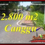 LAND FOR SALE IN CANGGU BATU BOLONG BALI TJCG223