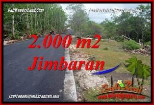 Beautiful LAND FOR SALE IN JIMBARAN BALI TJJI133B