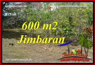 Affordable PROPERTY JIMBARAN PECATU 600 m2 LAND FOR SALE TJJI134