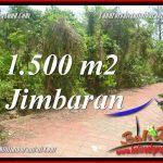 Exotic LAND IN JIMBARAN ULUWATU FOR SALE TJJI128