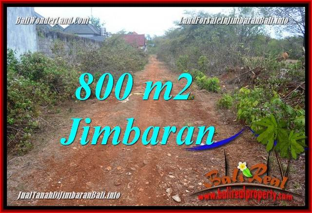Magnificent LAND IN JIMBARAN BALI FOR SALE TJJI129